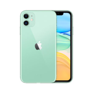 Iphone 11 green getemi.pk