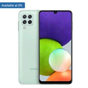 Samsung A22 Mint Color